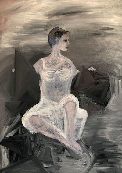 Monica Pennetti, 'At the beach', 2020