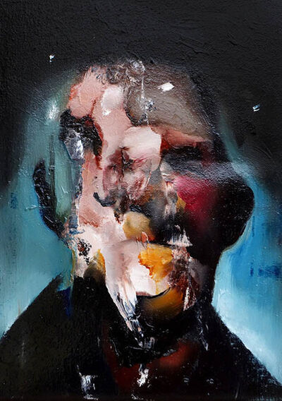 Florian Eymann, 'Portrait', 2019