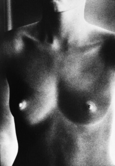 Ralph Gibson, 'Nude / Negative (from In Situ)', 1989