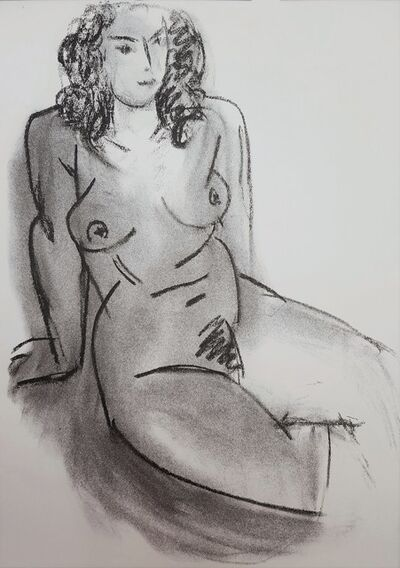 Henri Matisse, 'Nu Assis (Seated Nude)', 1952