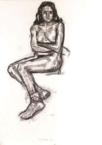 Bernardo Siciliano, 'Seated Woman', 1993