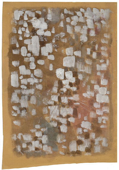 Mark Tobey, 'Floating Forms', 1954