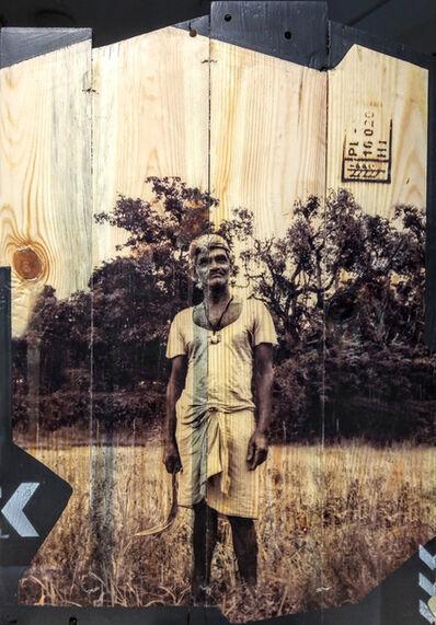 Arunkumar H. G., 'Vulnerable Guardian Series (Part 1)', 2018