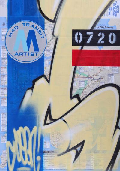 SEEN, 'Mad Transit Artist'