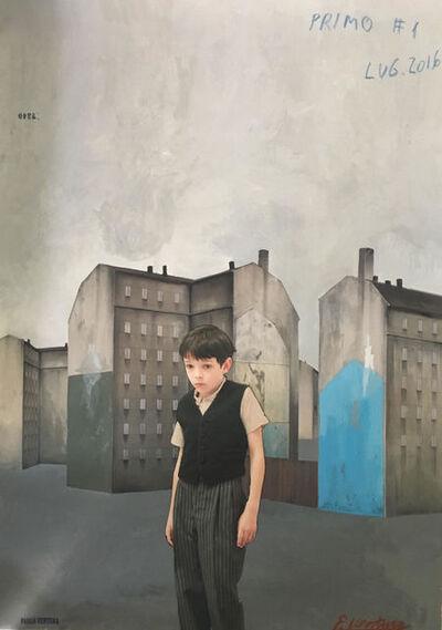 Paolo Ventura, 'Bozzetto - Primo #1', 2016