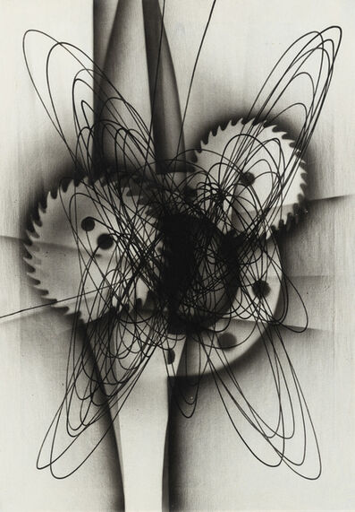 Roberto Crippa, 'Spirale', 1951