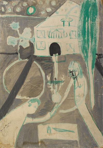 Semíha Berksoy, 'Letter From Beyond the Grave', 1972