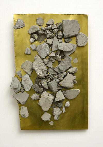 Matthew Adam Ross, 'Contemporary Ruin (Concrete & Brass)', 2018
