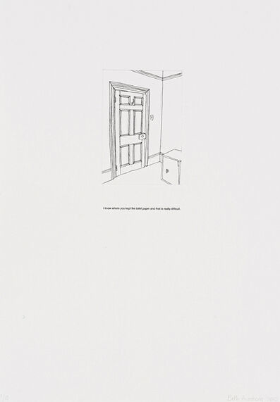 Beth Diane Armstrong, 'To Skip the Last Step, portfolio', 2010
