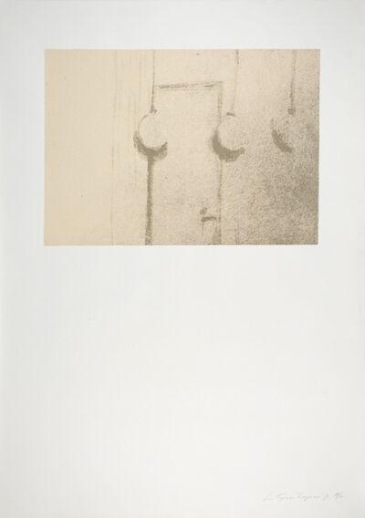 Luc Tuymans, 'Lamproom', 1992