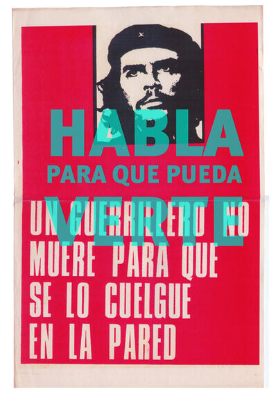 Roberto Jacoby, 'HABLA PARA QUE PUEDA VERTE - 68 el culo te abrocho', 2008