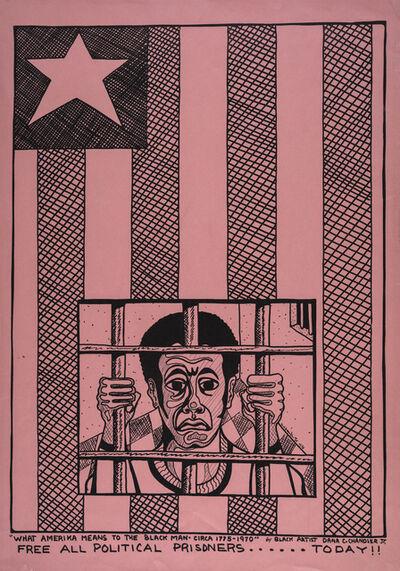 Dana C. Chandler Jr., 'What Amerika Means to the Black Man circa 1775 – 1970', n.d