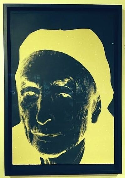 Andy Warhol, 'Georgia O'Keefe', 1979