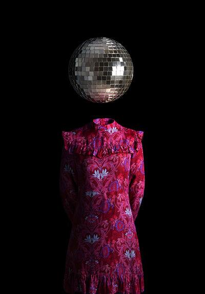 Miguel Vallinas, 'Ceci n'est pas un boule disco', ca. 2017