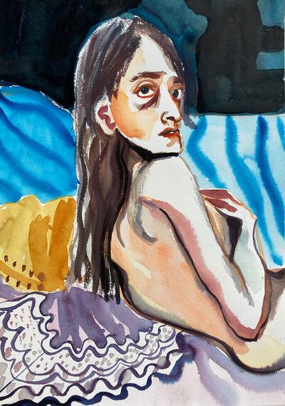 Jenni Hiltunen, 'Lace Pillow', 2020