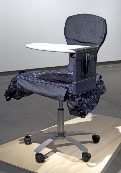 Cori Champagne, 'Mobile Desk', 2012