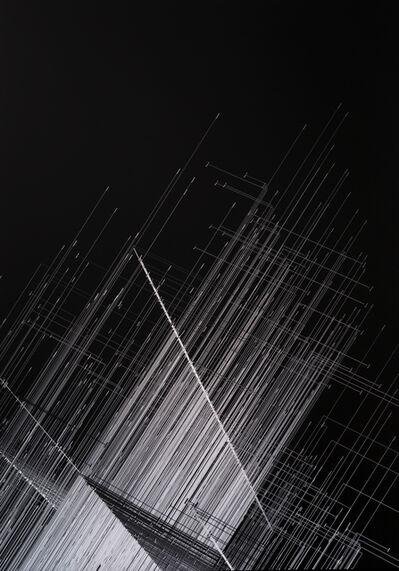 Alper Derinboğaz, 'Space Graph I', 2018