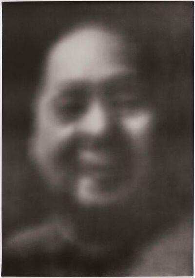 Gerhard Richter, 'Mao', 1968