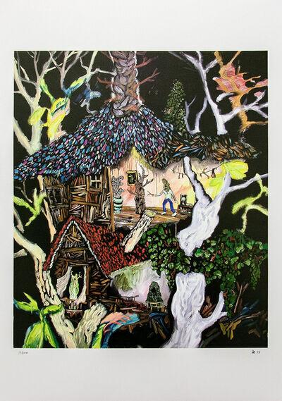 Yuichi Hirako, 'Memories Of My Garden - Tree House II', 2015