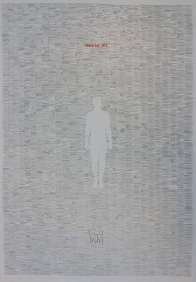 Oriol Texidor, 'Immersió 207', 2017
