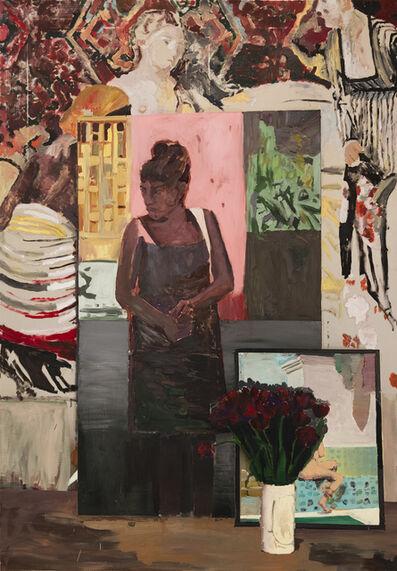Erik A. Frandsen, 'Haiti, Moorish Bath (Gerome), Fælledvej, 2020 ', 2020