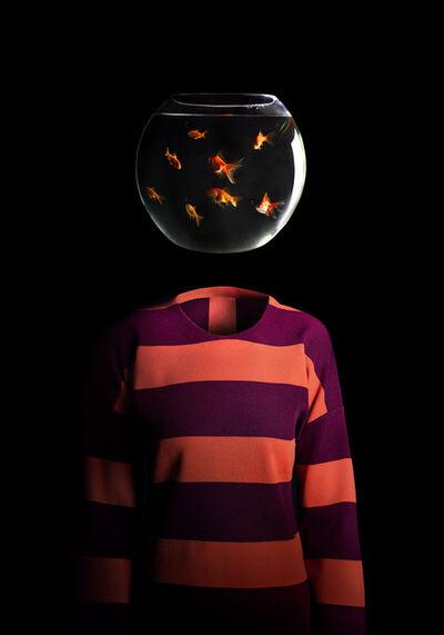 Miguel Vallinas, 'Ceci n'est pas un fishbowl', ca. 2017