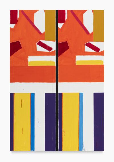 Bernard Piffaretti, 'Untitled', 2020