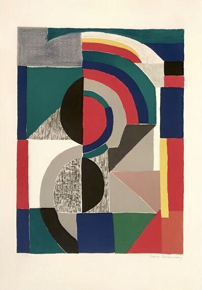 Sonia Delaunay, 'Untitled', 1970