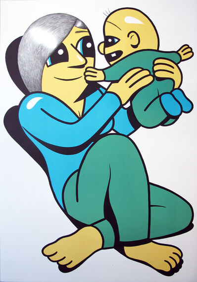 HuskMitNavn, 'Mom And Child', 2013