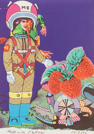 Eduardo Paolozzi, 'Me', 1973