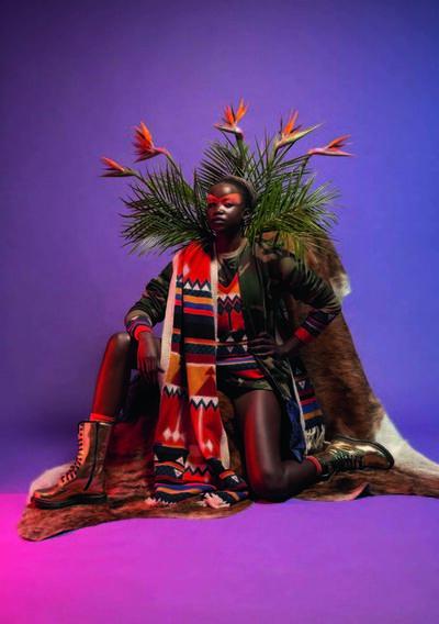 Namsa Leuba, 'Untitled II, from the series Cocktail ', 2011