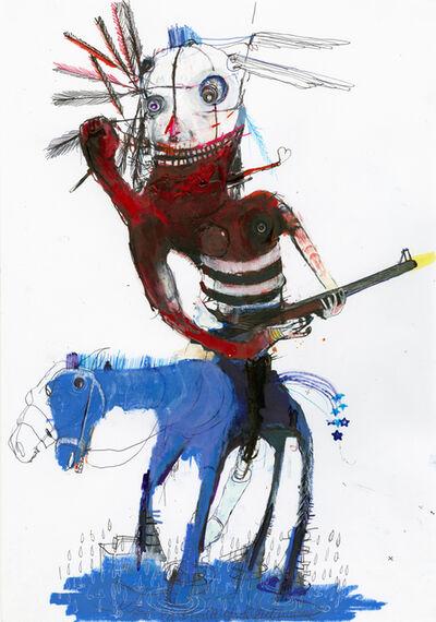 Kinki Texas, 'The 1st Wild and Free Pawnee', 2019