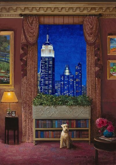 Jenness Cortez, 'Manhattan Night Light', 2019