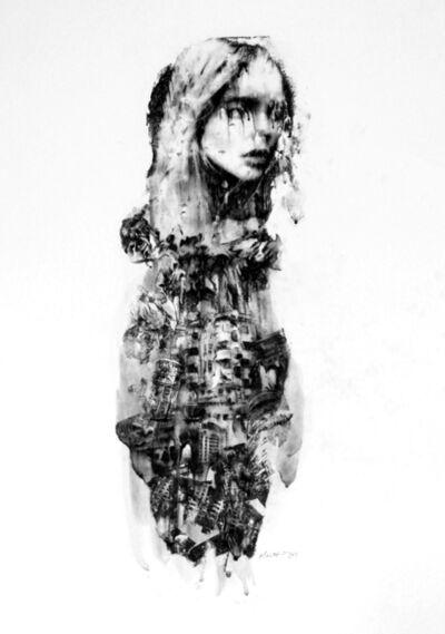Mark Francis Williams, 'Bucharest Girl', 2014