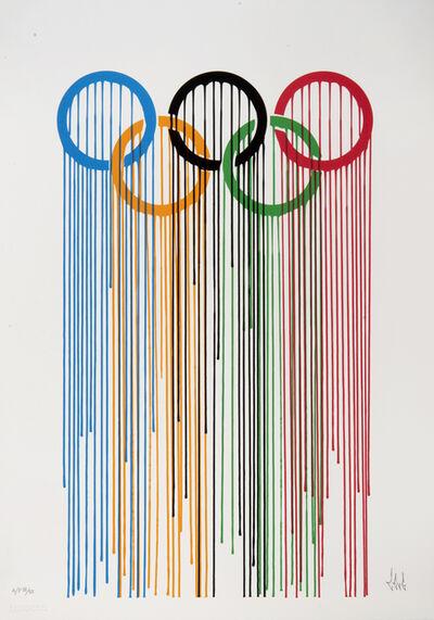 Zevs, 'Liquidated London 2012', 2012