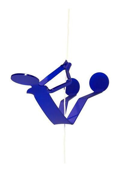ZED, 'Flexo Climber 2 - Blue', 2019