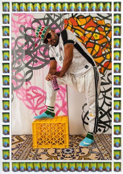 Hassan Hajjaj, 'El Seed ', 2016