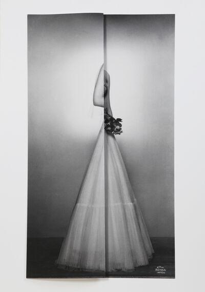 Caroline Heider, 'ShutterII (d´Ora-Benda Serie, Fürstin Gina von Lichtenstein)', 2013