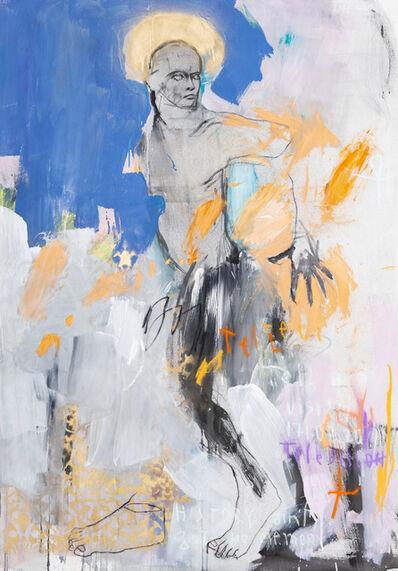 Gopal Dagnogo, 'Les hommes de la terre #2', 2020