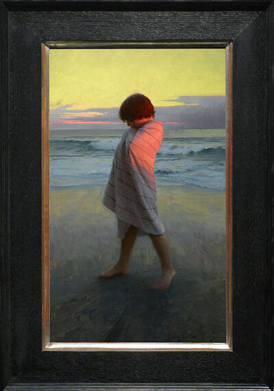 Jeremy Lipking, 'Jacob At Sundown', 2013