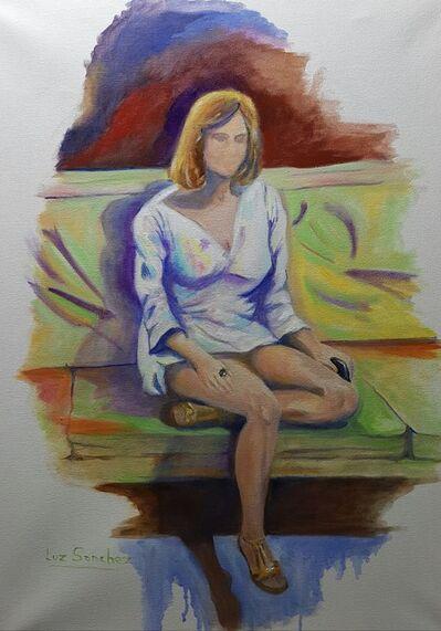 Luz Sánchez, 'Introspeccion', 2020