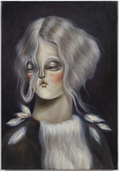 Miss Van, 'Pale Moonlight Muses III', 2021