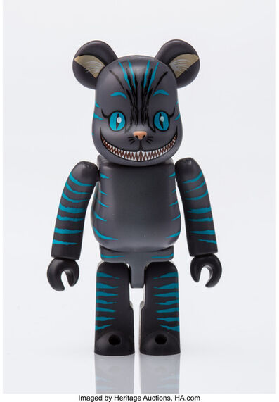 BE@RBRICK X Disney, 'Cheshire Cat 100%', 2010