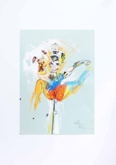 Sergio Barletta, 'Cirque du Soleil n.2', ca. 1995