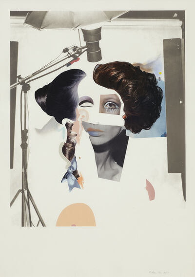 Richard Hamilton, 'Fashion Plate', 1969-1970