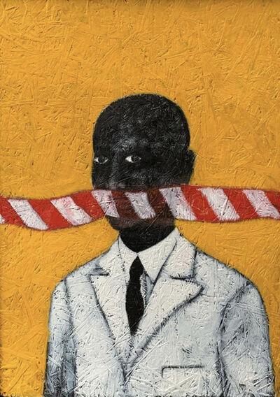 Abe Odedina, 'Bleep', 2019