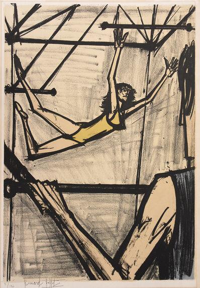 Bernard Buffet, 'The Trapeze Artists', 1968