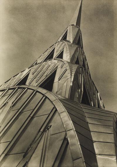 Margaret Bourke-White, 'Chrysler Building: Tower', 1930