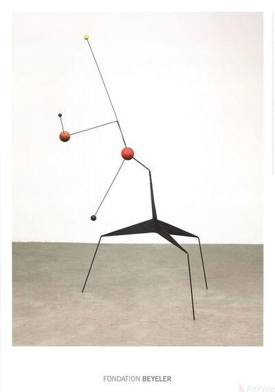 Alexander Calder, 'Morning Star', 2016