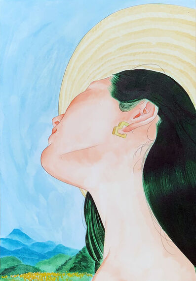 Yui Horiuchi, 'Myself, furthest and closest at the same time', 2019